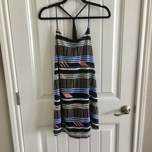 Jessica Simpson Dresses - Jessica Simpson racer back dress size L EUC